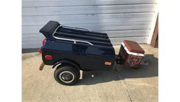2001 CYCLE TRAILER