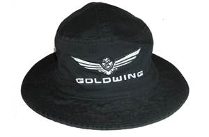 Gold Wing Hat - Bucket