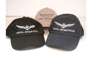 New Gold Wing Logo Hat