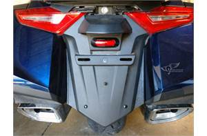 Gold Wing Rear Filler Plates