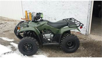 2019 RECON ES - DEMO - INCLUDES EXTRA 1 YEAR HONDA WARRANTY!!!
