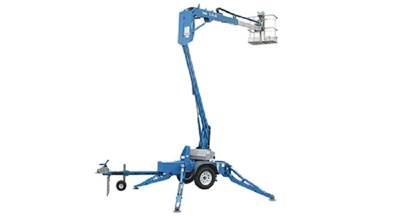 Genie TZ 34 20 Towable Boomlift