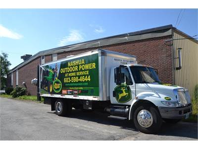 Nashua Outdoor Power Vehicles