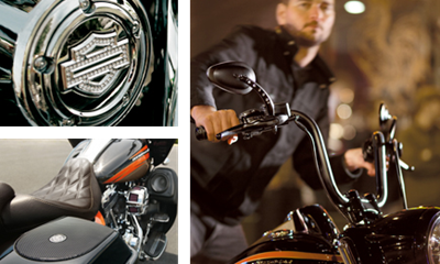 Genuine Harley-Davidson® Motorcycle Parts