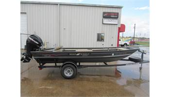 2011 648VS STICK STEER MERCURY 40HP NO SALES TAX!