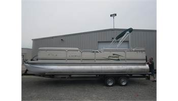 2001 824 ELITE CRUISE MERCURY 90 HP W/ NEW TANDEM TRAILER