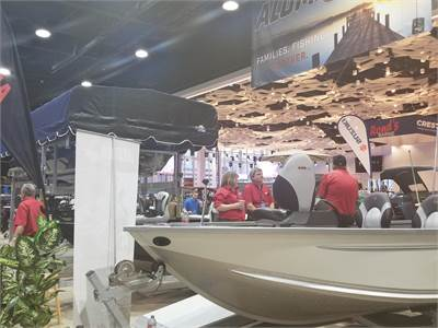 Mid-Canada Boat Show 2018