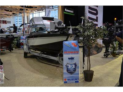 Mid-Canada Boat Show 2017