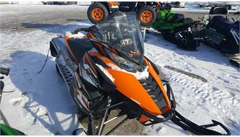 2012 Procross F 1100 Turbo Sno Pro 50th