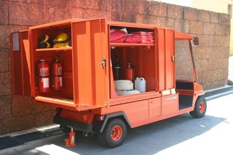 Fire & Safety Vehicle