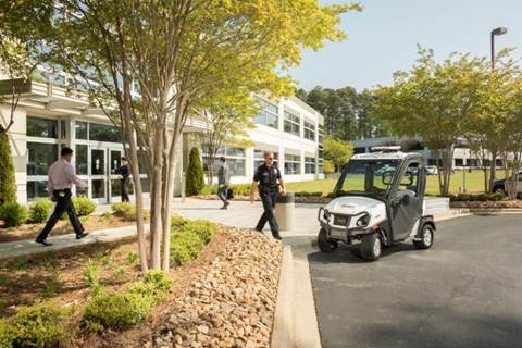 Carryall Security Vehicle