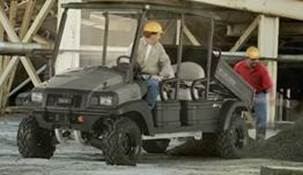 Club Car Carryall 700 Utility Vehicle