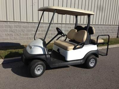 4 passenger Golf Car Gas