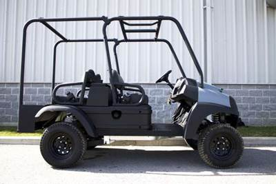 Club Car Carryall 295 4-passenger Utility Vehicle