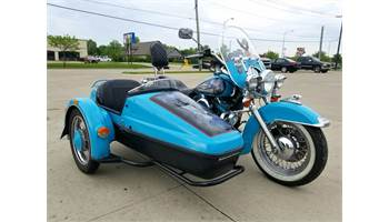 1999 XL1200 Sportster w/ Side Car