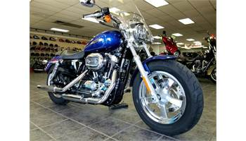 2015 Sportster 1200 Custom XL1200C