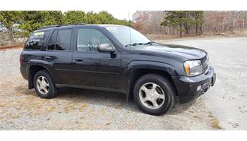 2009 CHEVY TRAILBLAZER LT 4X4