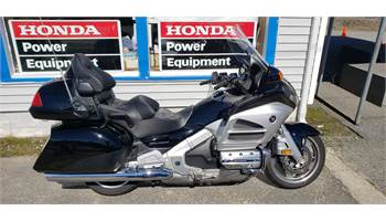 2012 goldwing 1800 w/audio/comfort pkg