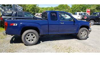 2009 CHEVY COLORADO EXT CAB LT 4X4 6 FT BED