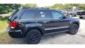2009 JEEP GRAND CHEROKEE LIMITED 4X4 133700 MILES!