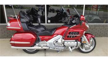 2008 Gold Wing Audio Comfort Navi