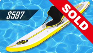Airhead Inflatable Paddle BoardSOLD