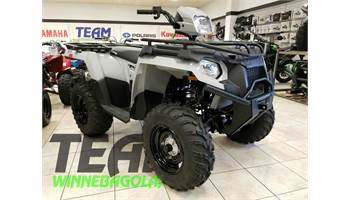 2019 Sportsman 450 H.O. Utility Edition - Ghost Gray