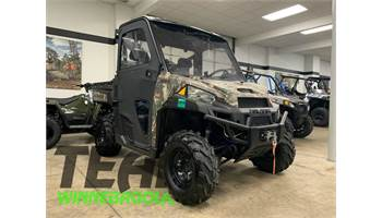 2017 RANGER XP 1000 EPS Hunter Polaris Pursuit Camo