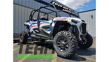 2019 RZR XP 4 Turbo LE