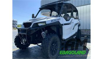 2019 Polaris General 4 1000- Matte White Metallic