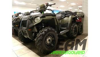 2019 Sportsman 6X6 570 - Sage Green