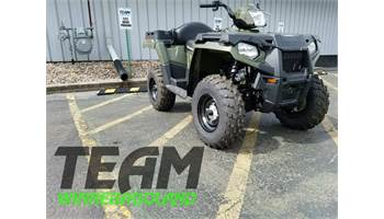 2019 Sportsman X2 570 - Sage Green