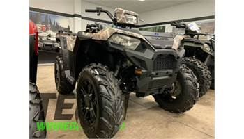 2019 Sportsman 850 SP - Polaris Pursuit Camo