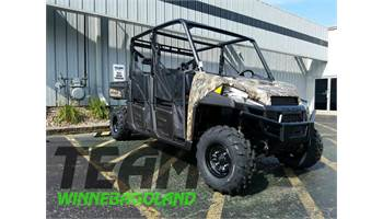 2019 RANGER CREW XP 900 EPS - Polaris Pursuit Camo