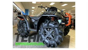 2019 Sportsman XP 1000 High Lifter Edition - Stealth Black