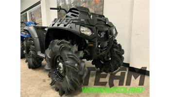 2019 SPORTSMAN 850 High Lifter Edition- Crusier Black