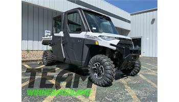 2019 RANGER CREW XP 1000 NorthStar Ride Command - White