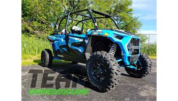2019 RZR XP 4 1000 Ride Command - Sky Blue