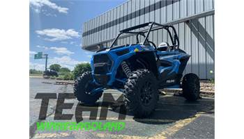 2019 RZR XP 1000 Ride Command - Sky Blue