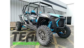 2019 RZR XP 4 Turbo - Titanium Metallic