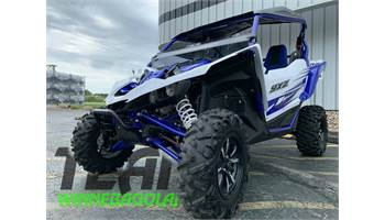 2016 YXZ 1000R -Racing Blue/White w/Suntop
