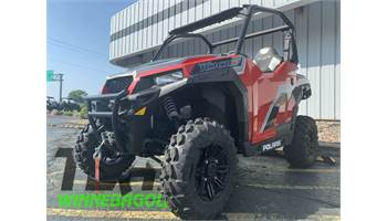 2019 Polaris GENERAL 1000 Premium - Havasu Red Pearl