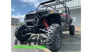 2019 RZR XP 4 1000 Ride Command - Black Pearl