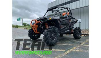 2019 RZR XP 1000 High Lifter - Stealth Black