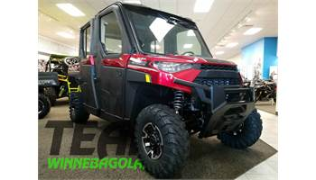 2019 RANGER CREW XP 1000 NorthStar Ride Command - Red