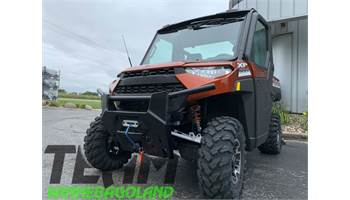 2020 RANGER XP 1000 NorthStar Edition Orange Rust Metallic