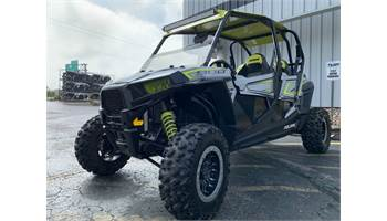 2018 RZR S4 900 EPS - Ghost Gray