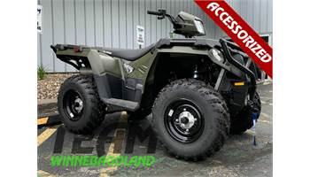 2019 Sportsman 570 - Sage Green