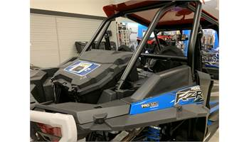 2018 RZR XP Turbo EPS - Velocity Blue