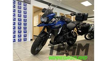 2017 TIGER Explorer XRT - Blue